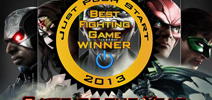 Best Fighting Game of 2013 – Injustice: Gods Among Us