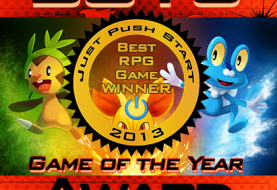 Best RPG Of 2013 - Pokemon X & Y