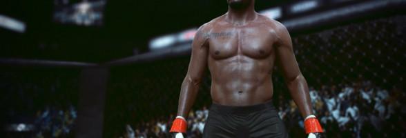EA Sports UFC Roster So Far