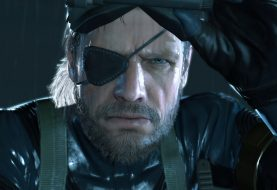 Metal Gear Solid V: Ground Zeroes - The Snake Voice Change