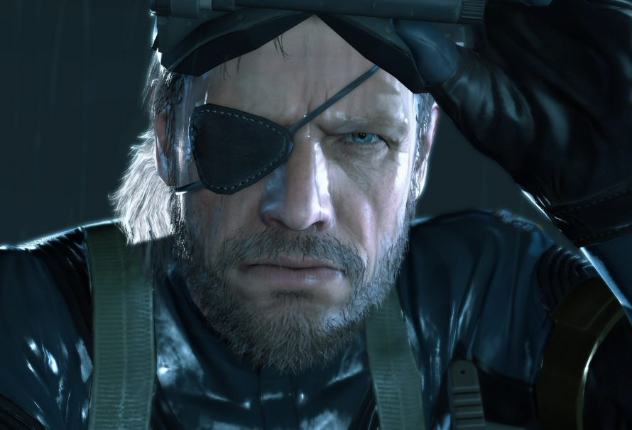 Metal Gear Solid V: The Phantom Pain Event At Gamescom