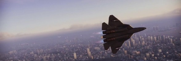 Ace Combat Infinity Beta Coming In February