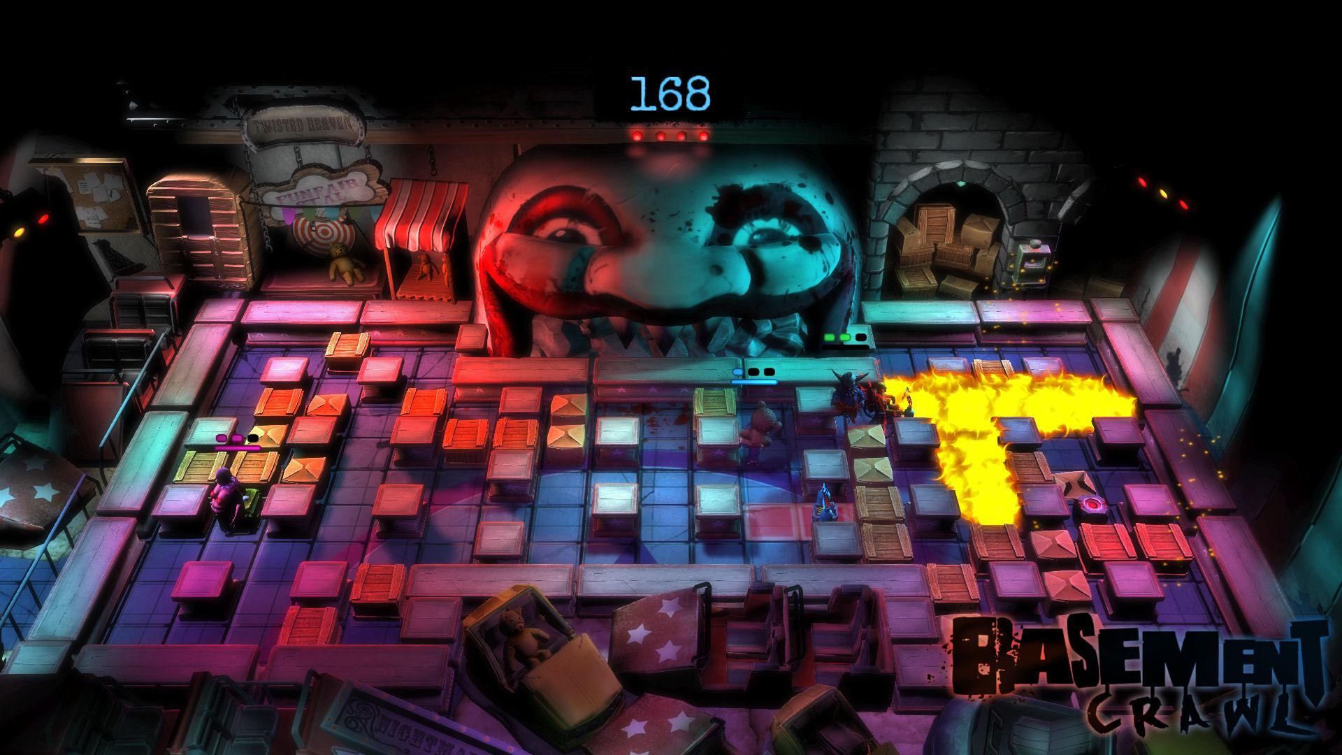 basement crawl 3
