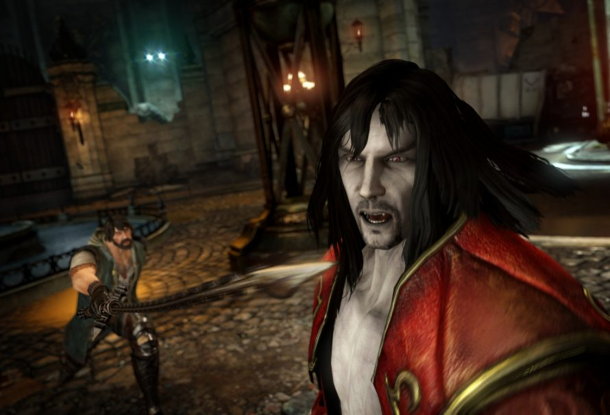 Castlevania: Lords of Shadow 2 Screenshots And Concept Art Released