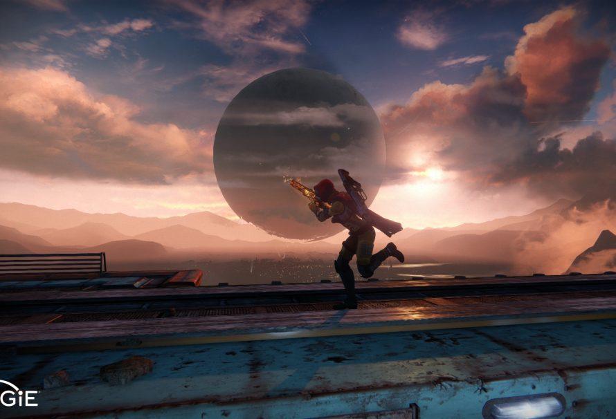 New Destiny Screenshots Drop In