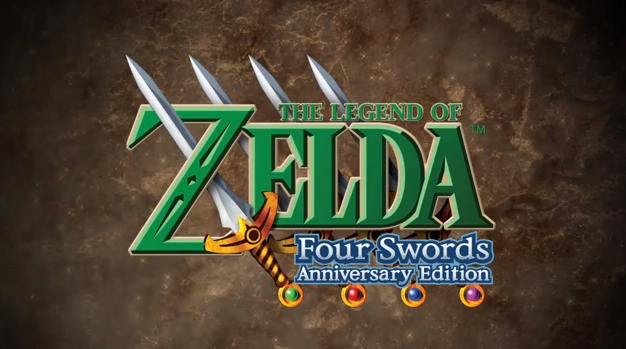 The Legend of Zelda: Four Swords Anniversary Free on eShop Right Now