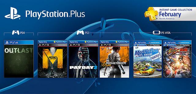 PlayStation Plus February Freebies Revealed