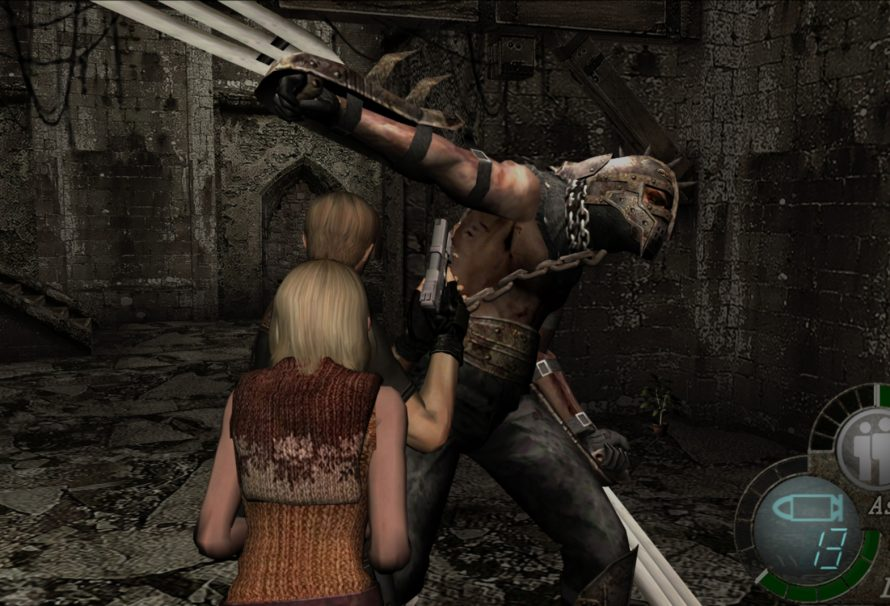 Resident Evil 4 Ultimate HD Edition Drops New Screens