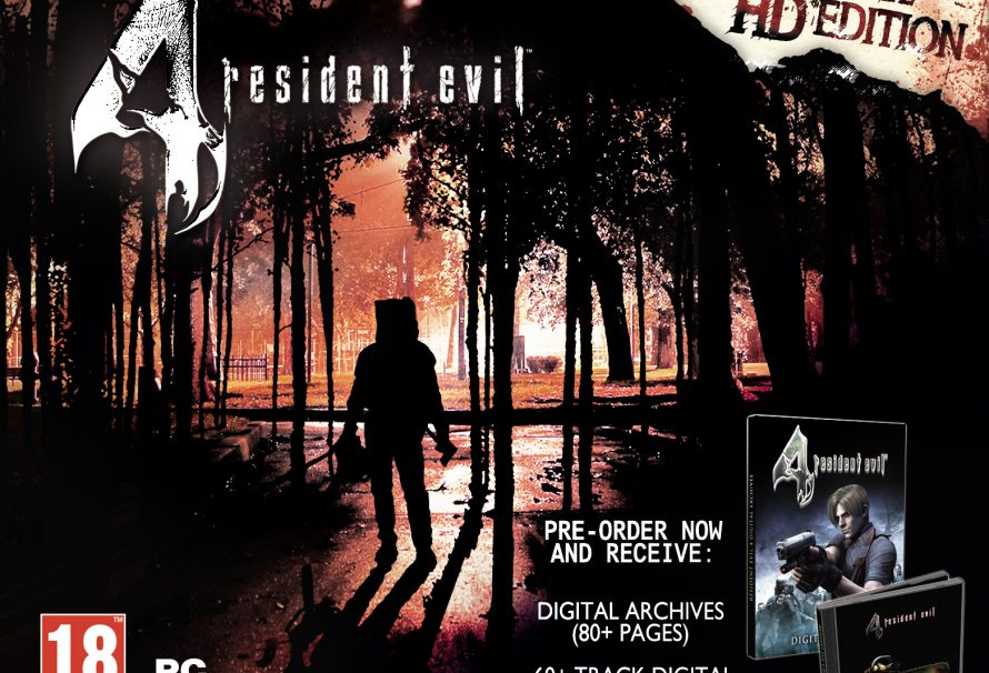 Resident Evil 4 Ultimate HD Edition Coming To PC
