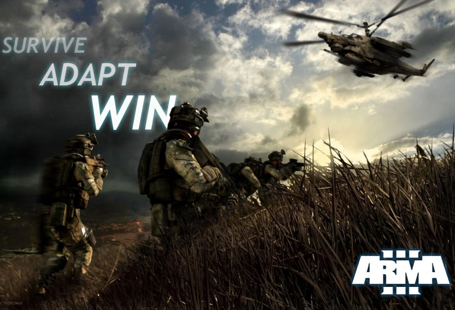 Arma 3 Second Campaign 'Adapt' Now Available