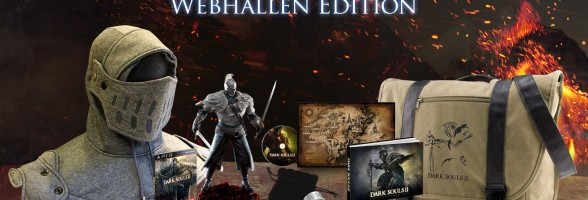 Dark Souls II Webhallen Edition Available For Reserve