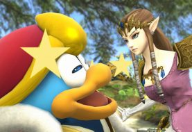 Super Smash Bros.'s Zelda Has King Dedede Seeing Stars