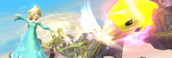 Super Smash Bros. Shows Off Luma Shot In Latest Daily Image