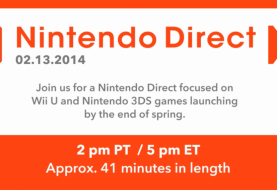 Nintendo Direct Later Today Will Be 41 Minutes Long