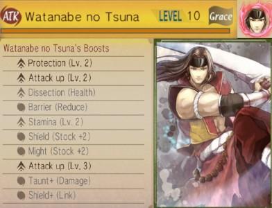 ATK- Watanabe no Tsuna