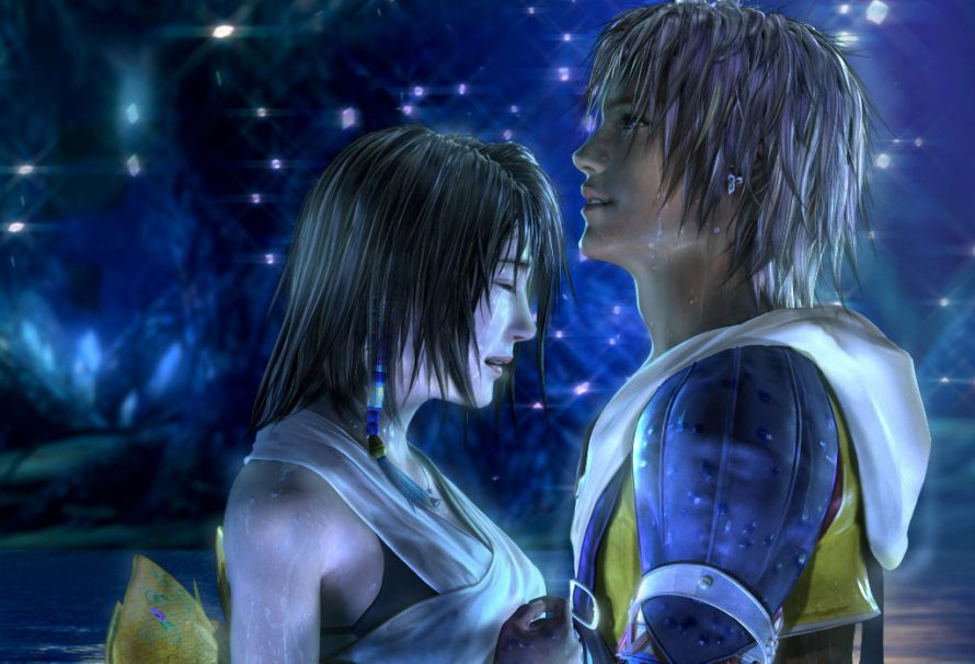 Top Ten Best Couples In Gaming