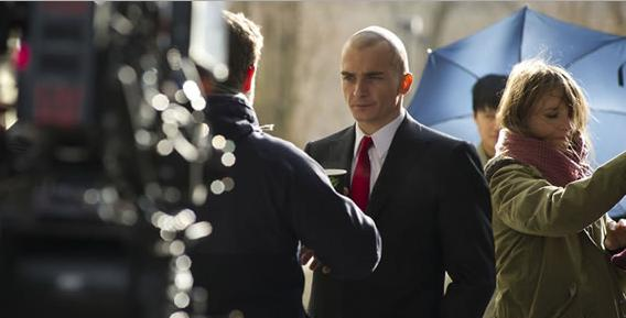 Agent 47 Has Hair In New Hitman Movie