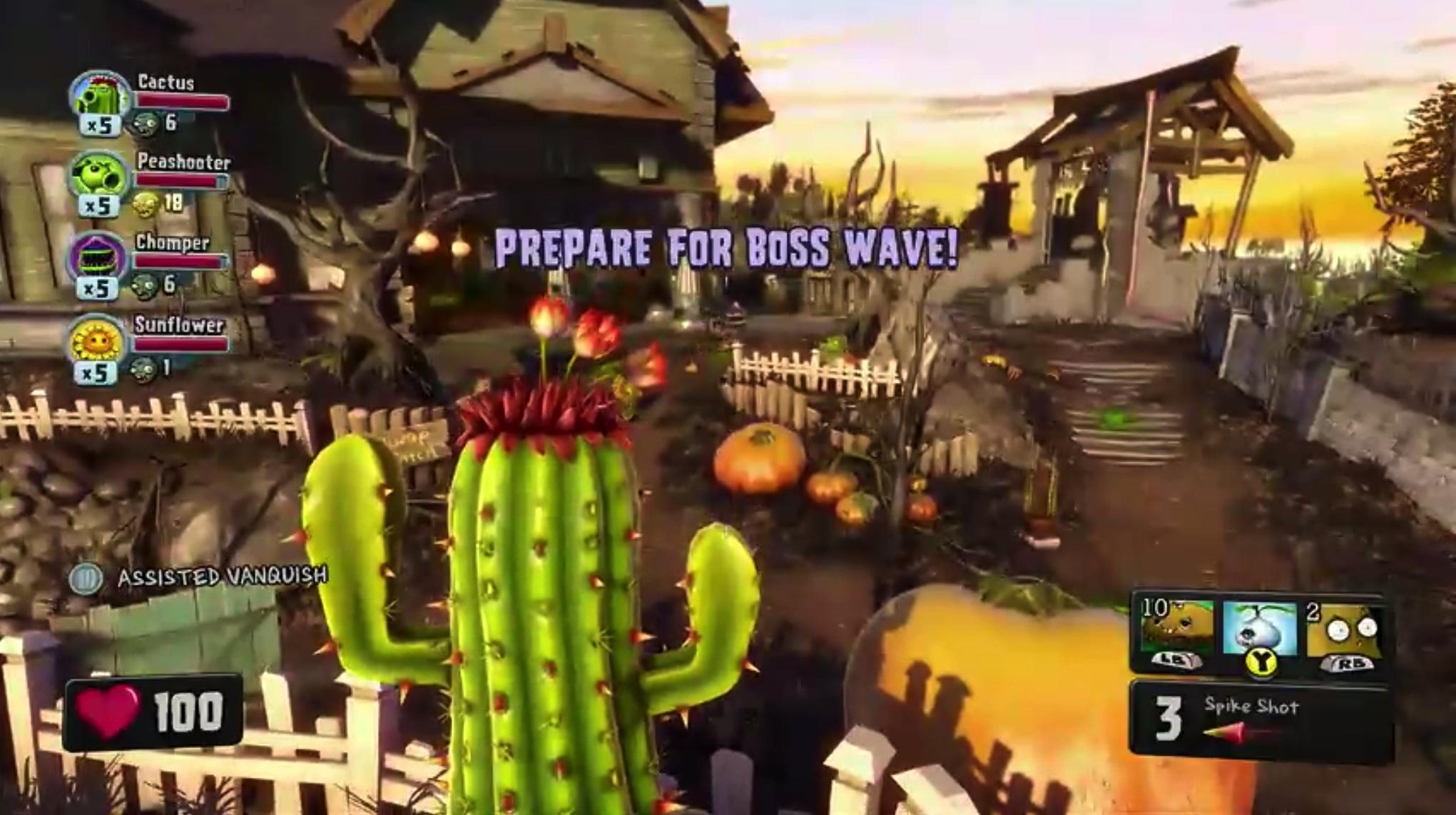 Plants Vs Zombies Garden Warfare Has No