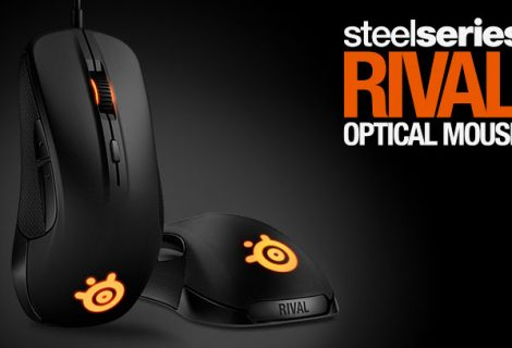 SteelSeries Rival Mouse Review
