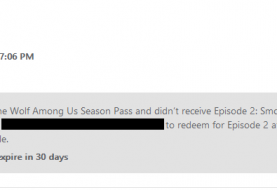 The Wolf Among Us Season Pass Owners On 360 Receiving Episode 2 Codes