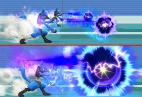 Super Smash Bros.' Lucario Features Improved Aura Sphere