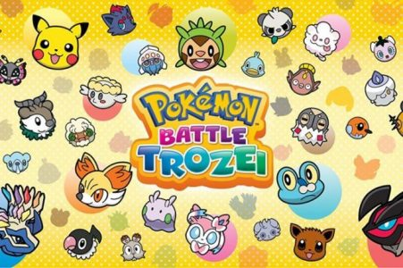 Pokemon Battle Trozei (1)
