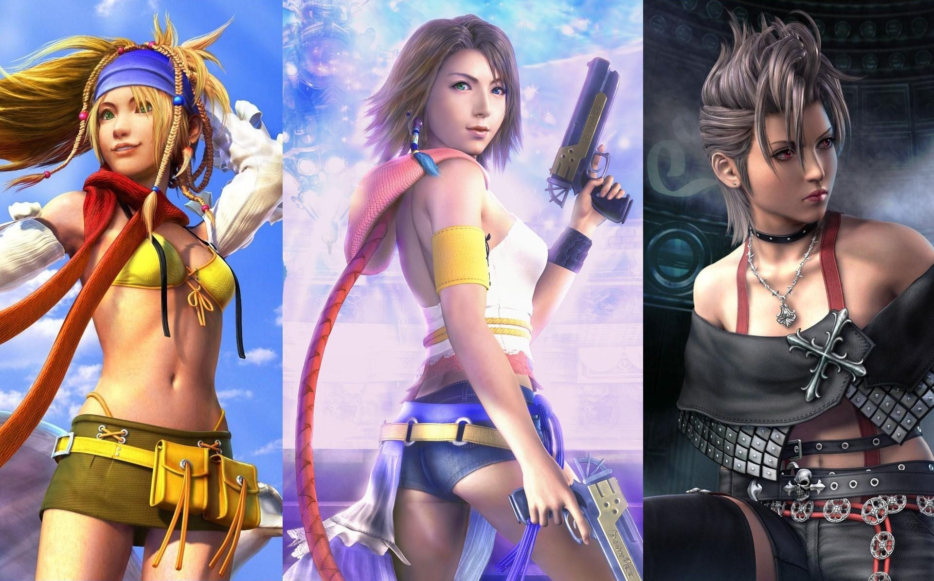 Final Fantasy X-2 HD (PS Vita) Review
