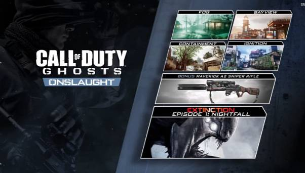 Call Of Duty: Ghosts Onslaught Map Pack (PS4) Review