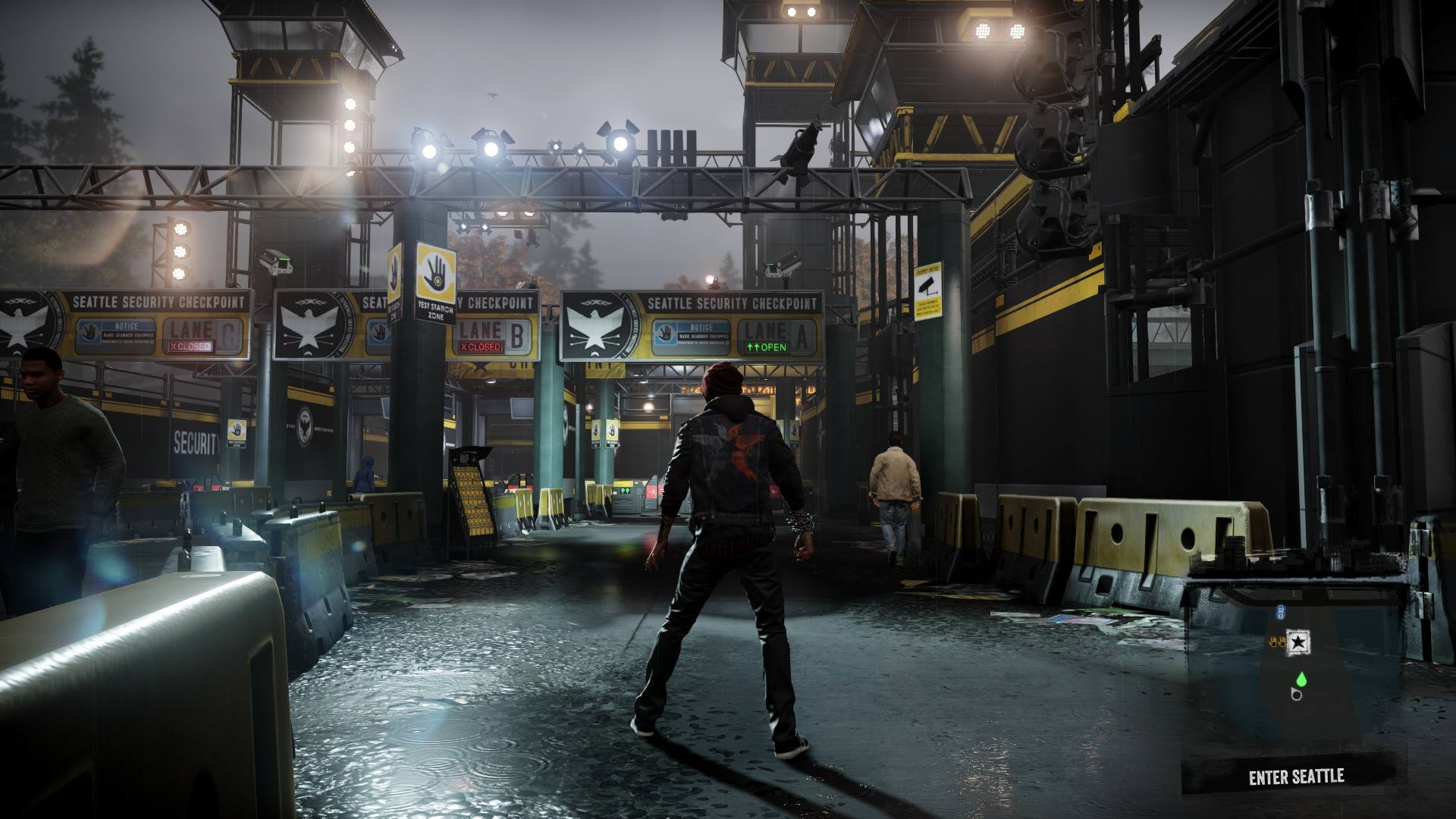 inFAMOUS Second Son (3) - Just Push Start