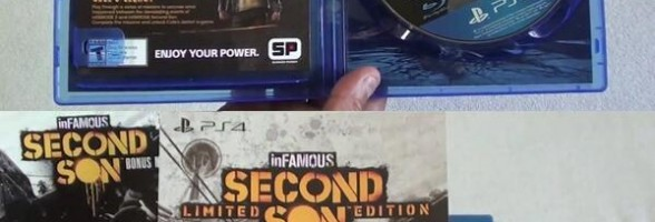 inFAMOUS: Second Son Has Been Found Out In The Wild