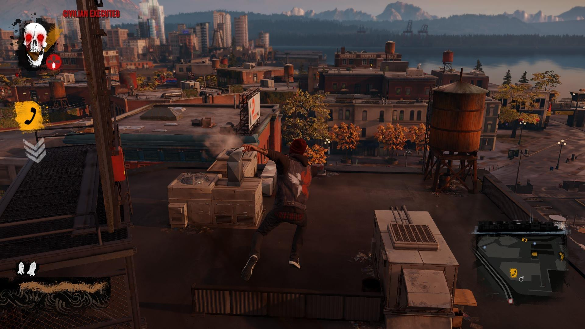 inFAMOUS Second Son (6) - Just Push Start