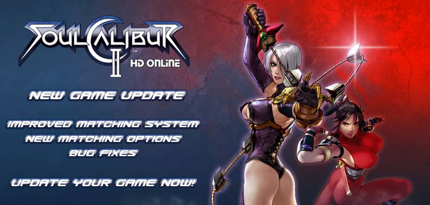 SoulCalibur II HD Online Patch Notes Revealed