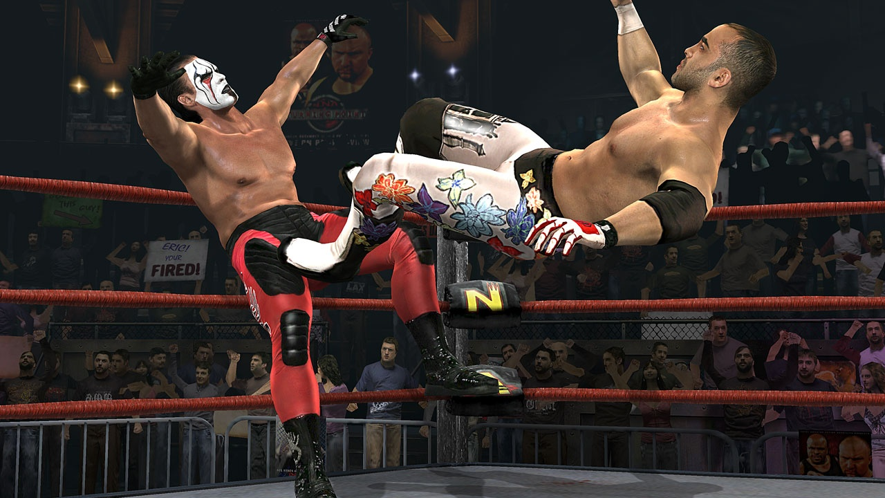 New Wrestling Game For Ps3 : Tna wrestling still thinking of making a new game