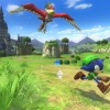 Sonic: Lost World's Free Legend of Zelda Themed DLC Is Available Today
