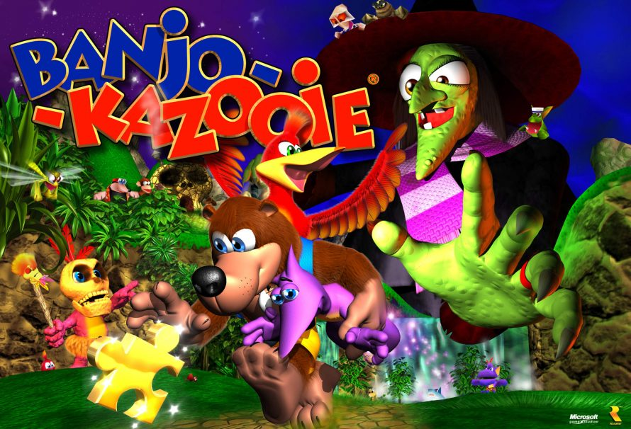 Proposed Spiritual Successor To Banjo-Kazooie Is Dead In The Water