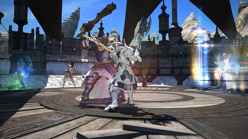 Ffxiv Pvp Images - Reverse Search