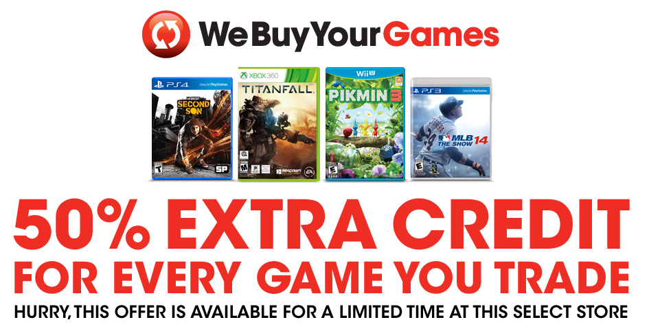 Can you trade in game systems at gamestop