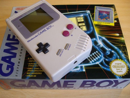 The Nintendo Game Boy Is 25 Years Old Today
