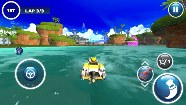 Sonic & All-Stars Racing Transformed Is Now Free For iOS ...