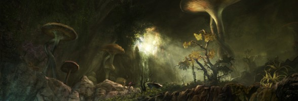 The Elder Scrolls Online Guide: Fungal Grotto Dungeon Overview