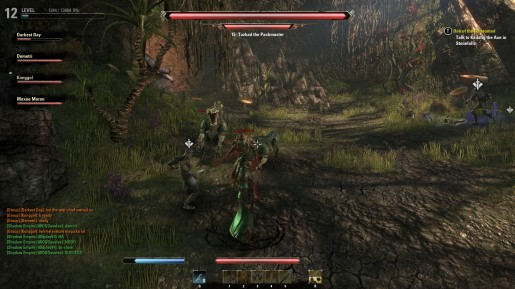 The Elder Scrolls Online Fungal Grotto 04