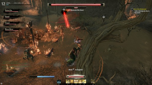 The Elder Scrolls Online Fungal Grotto 06