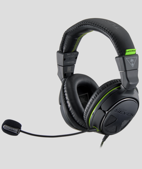 Turtle Beach Ear Force XO Seven Premium Gaming Headset Review