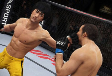 E3 2014: EA Sports UFC Trailer Shows Off More A Week Before Release