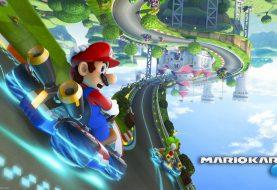 Mario Kart 8 Exclusive Nintendo Direct Explains Anti-Gravity Racing