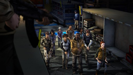 The Walking Dead Season 2 Episode 3 (2)