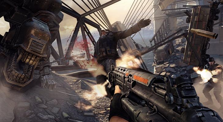 eagle3zio PC Games: Wolfenstein The New Order