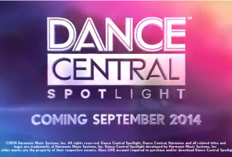 E3 2014: Dance Central: Spotlight Will Be Digital Download Only