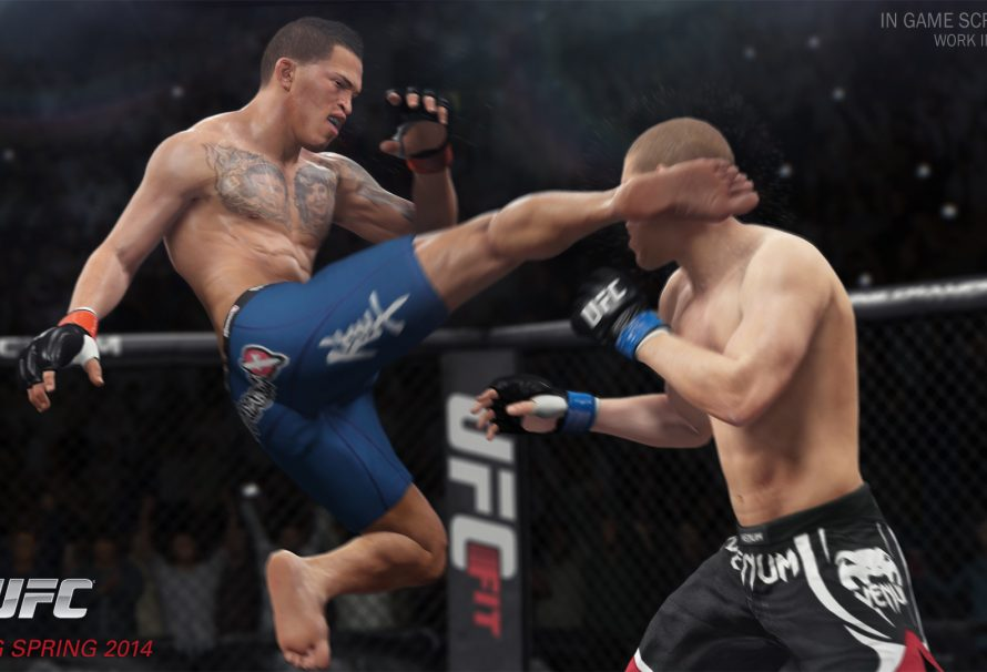 EA Sports UFC 3 To Be Released Early 2018 For PS4 And Xbox One