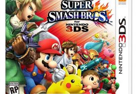 E3 2014: Super Smash Bros. Box Arts Revealed For Wii U And 3DS